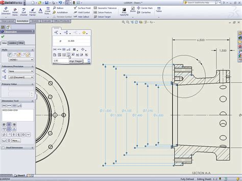 solidworks tutorial origin solidworks 2015 tutorial dimension fully defined cad