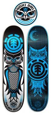 element skateboards by dan janssen via behance s k a