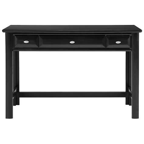 Writing Desk Black by City Furniture Laguna Black Writing Desk