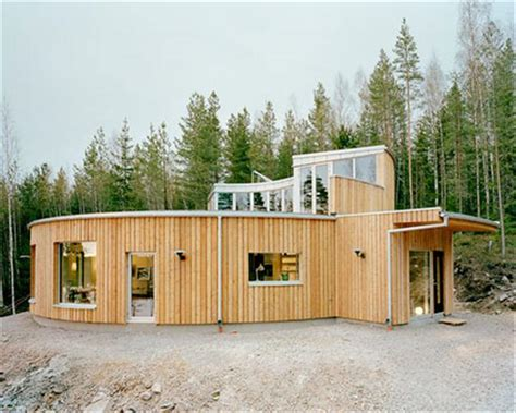sustainable prefab swedish house plan with the passive