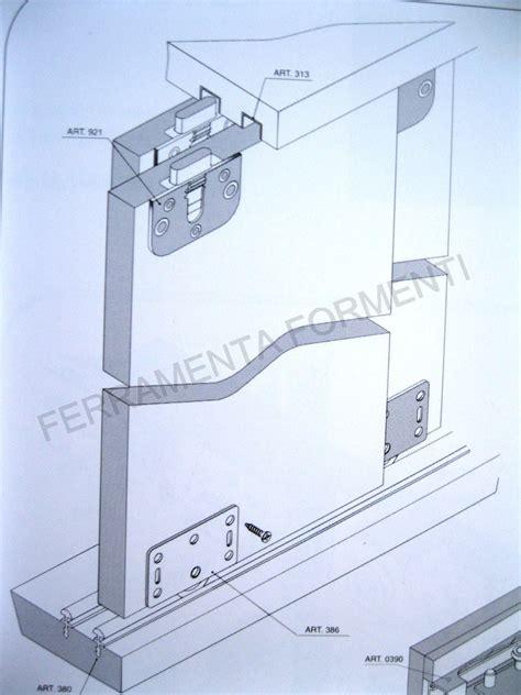 binari per ante scorrevoli armadio binari con accessori per 2 ante armadio scorrevoli sulla