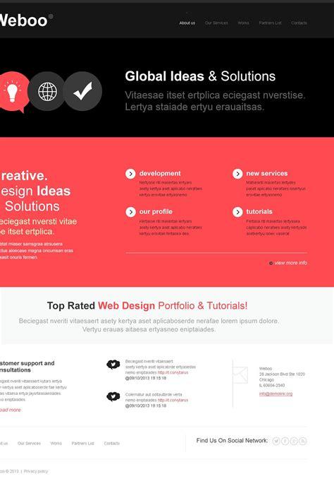 bootstrap design studio joomla template 43614