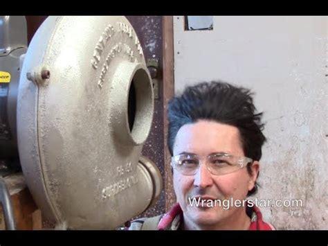 blower door basics part 1 prep setup silent buffalo 200 doovi