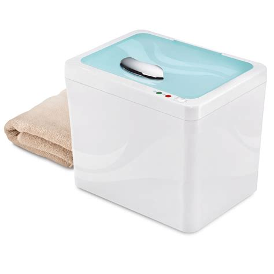 Heated Towel Warmer The Best Heated Towel Warmer Hammacher Schlemmer