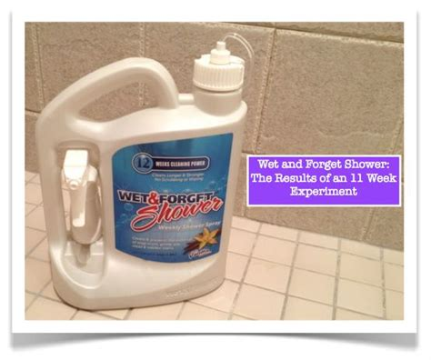And Forget Shower Cleaner by Pin By Lesa Lopeman On Room Baths