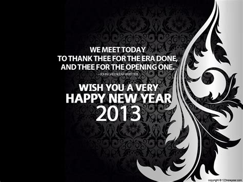 download free wallpapers happy new year 2013 quotes