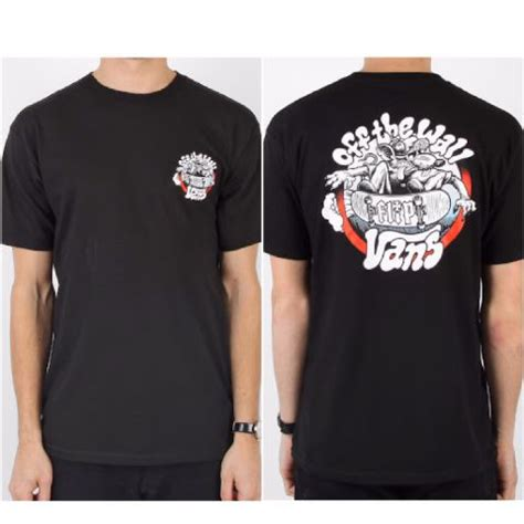 Kaos Surfing Maternal A 9102 vans cyrcleart shop