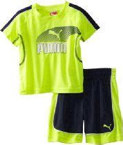 Promo Talia And Kid 2pc And Kid Set Asli Murah rocawear classic infant boys tender lime solid 2pc
