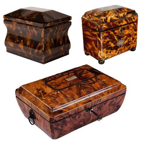 decorative boxes tortoise shell antique boxes decor