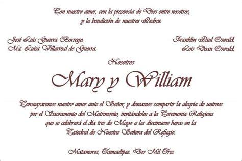 texto para invitaciones de boda ideas originales para bodas