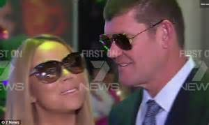 new year melbourne crown carey and packer for baying fans in