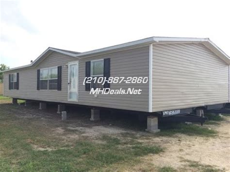 4 bedroom double wide mobile homes for sale 2014 used doublewide mobile home atascosa tx 78002