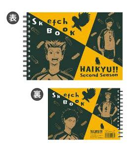 zuan sketchbook amiami character hobby shop haikyuu zuan sketch