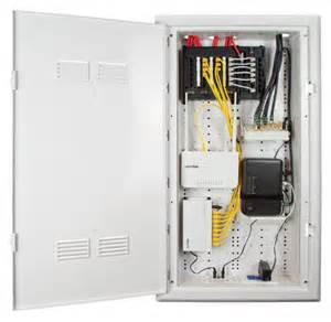 Cabinet Fittings And Components Leviton 49605 30w Rf Transparent Structured Media