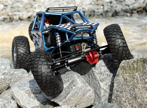 Pro Line Project Garage Transforming Axial S Rr10 Bomber