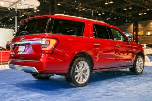 Expedition Ford 2018 Ford Expedition Look Review Bigger But Lighter