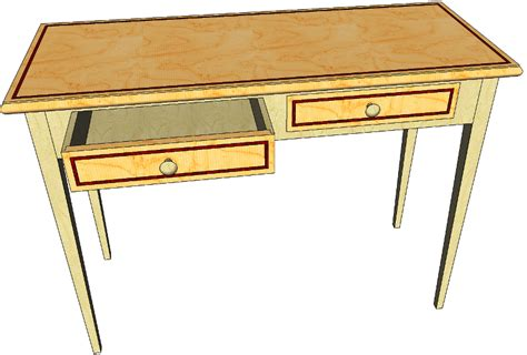 couch table plans sofa table