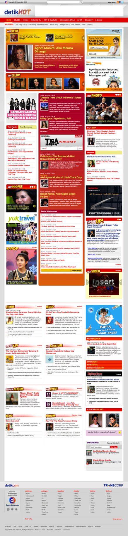 detikhot forum brand new detikhot of detikcom by danibravo15 on deviantart