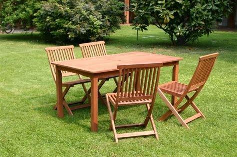 tavolo e sedie da giardino sedie da giardino mobili da giardino tipologie di