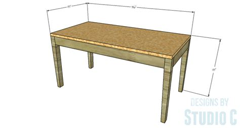 upholstered bench plans diy furniture plans to build an upholstered bench with