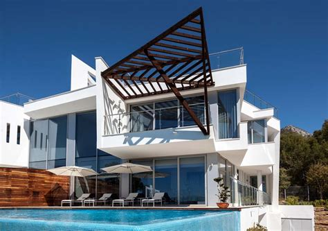Modern Minimalist Houses by Modern Properties In Marbella Modern Villas And Apartments