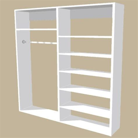 Closet Organizers Menards 227 6 closet organizer at menards master walk in