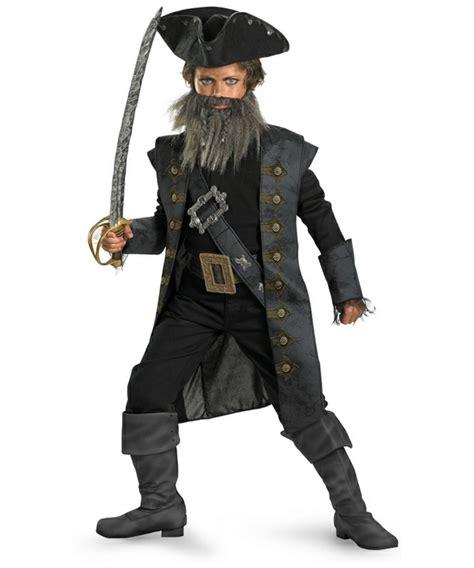 Pirate L by Black Beard Disney Costume