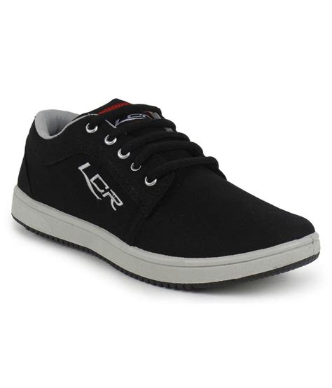 lancer black trendy casual shoes price in india buy