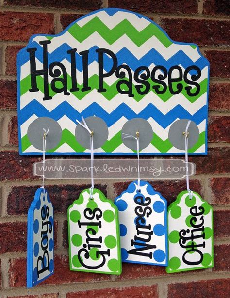 bathroom signs for classroom hall passes sign for classroom classroom decor teacher