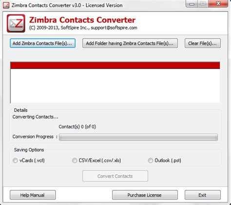 contact format converter how to convert zimbra contacts to outlook excel csv and vcard