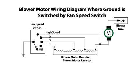 wiring diagram for blower motor resistor 40 wiring