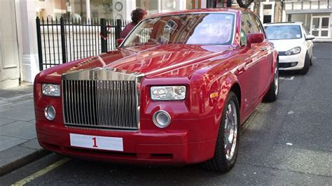 Wedding Car Number Plates Uk by Five Most Expensive Number Plates Sold In The Uk