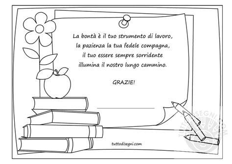 lettere di ringraziamento per i professori anno scuola frase per ringraziare la maestra