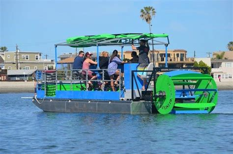 pedal boat chicago cycle boat coming to traverse city the biz record