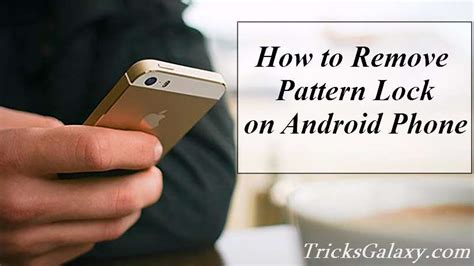 how to disable pattern lock in android kitkat how to remove pattern lock on android device 2 methods