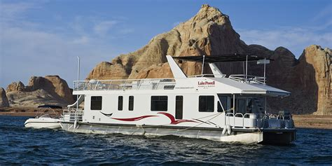 pontoon boat rentals lake powell utah american houseboat rentals lake powell adventure travel