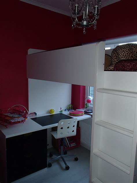 buro voor kinderkamer meisjes kamer stoer 7 rozen meiden kamer ikea