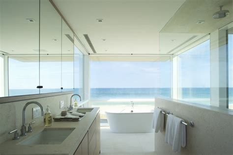 beach bathroom by piccione architecture design by beach house bathroom facemasre com