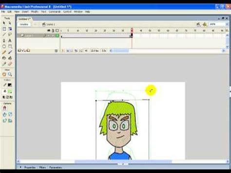 tutorial video macromedia flash 8 tutorial para macromedia flash 8 hacer un zoom forma 1