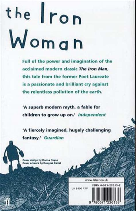 the iron woman by ted hughes reviews discussion bookclubs lists the iron woman by ted hughes waterstones