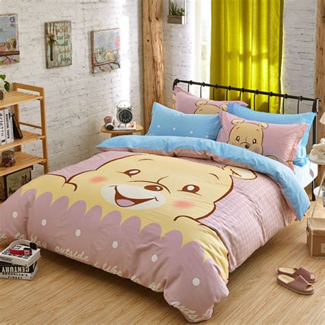 bed sheets queen size winnie the pooh bedding set queen size ebeddingsets