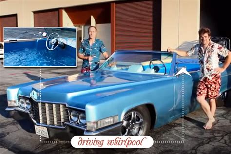 Pool Auto by Auto Pool Umbau Carpool Cadillac Coupe De Ville