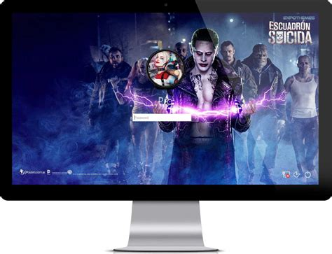 joker themes for windows 10 suicide squad windows 7 theme