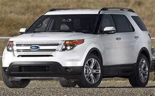 Ford Explorer 2012 Price 2012 Ford Explorer Ecoboost Test Motor Trend