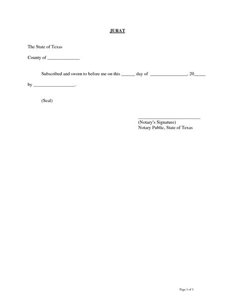 7 Best Notary Images On Free Printable by Best Photos Of Blank Signature Page Blank Petition