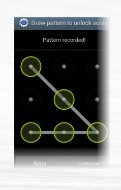 pattern unlock open how to unlock pattern lock on samsung galaxy y techchore