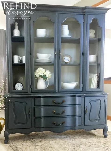 provincial china cabinet provincial china cabinet painted in
