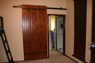 Pictures Of Sliding Barn Doors White Sliding Barn Door Diy Projects