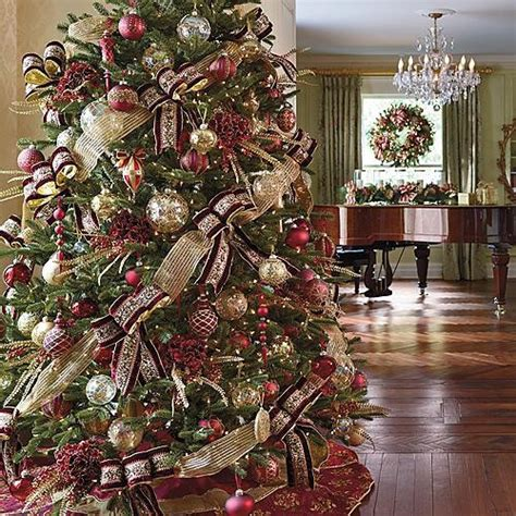 traditional home christmas decorating the five most popular christmas trees arbor day