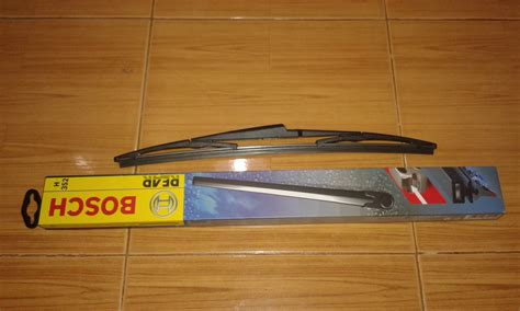 Wiper Belakang Bosch Aerofit Honda Brio Freed Jazz Dan Mobilio jual harga wiper bosch rear for jazz jazz rs